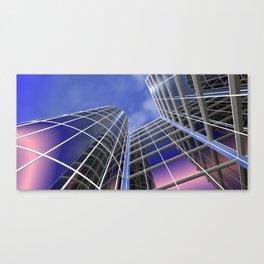 citylines -1- Canvas Print