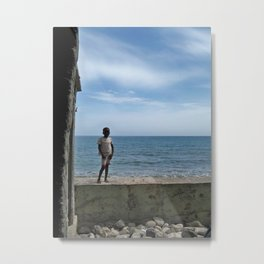 A Moment of Peace Metal Print