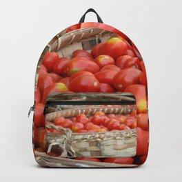 Big Basket Tomatoes - Asia Market Backpack