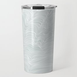 Depth of Gray Travel Mug