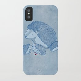 When he was young iPhone Case