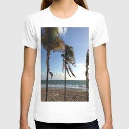 Palms Ft Lauderdale Beach T-shirt