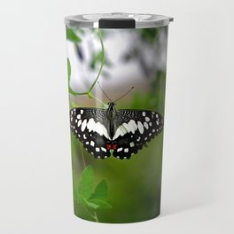 Butterfly Small Travel Mug