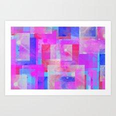 techno base Art Print