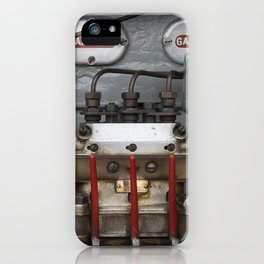Tasty Diesel iPhone Case