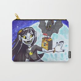 Trick or Treating Carry-All Pouch
