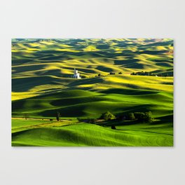 The Granary Canvas Print