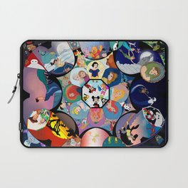 Once upon a time... Laptop Sleeve