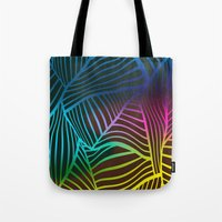 coral Tote Bags featuring Coral by Maxxydesign