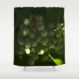 Unblossomed Shower Curtain
