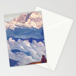 Nicholas Roerich - Pearl Of Searching - Digital Remastered Edition Stationery Cards