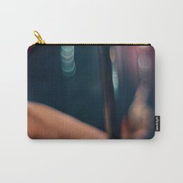 Pole Dancer Abstract Carry-All Pouch