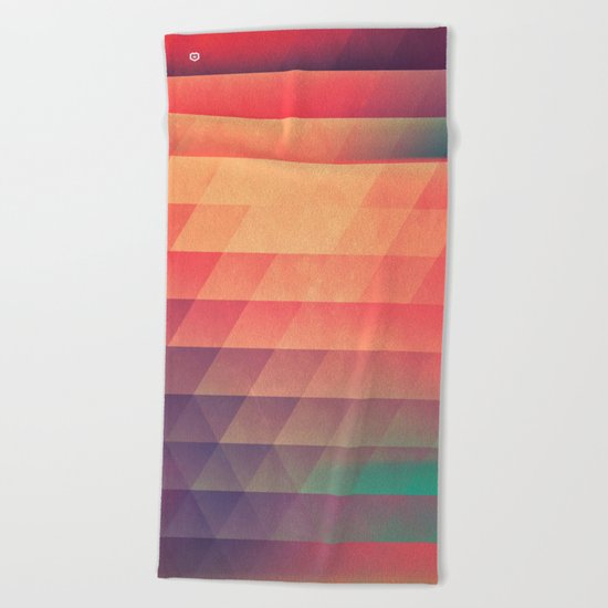 nww phyyzz Beach Towel