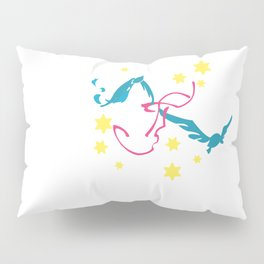 Soar to New Beginnings Pillow Sham