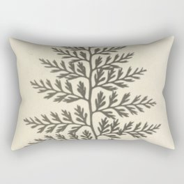 Naturalist Fern Rectangular Pillow