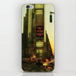 Deep Infection iPhone Skin