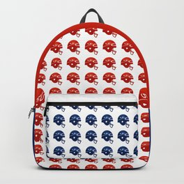 American Football Flag Backpack