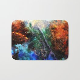 Alternate nature Bath Mat