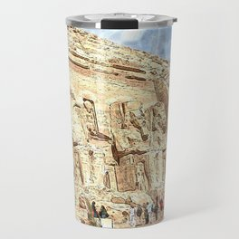 AbuSimbel20160101 Travel Mug