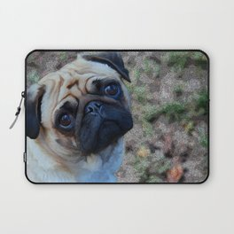 Pug Laptop Sleeve