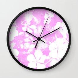 Pink Has It! Wall Clock