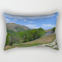 The Lakes District Rectangular Pillow