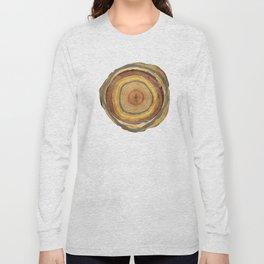 Tree Rings Long Sleeve T-shirt
