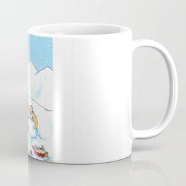 Trimming the Snowtree Coffee Mug