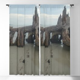 Salty Roots Blackout Curtain