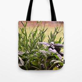 Herbal Garden Delight Tote Bag