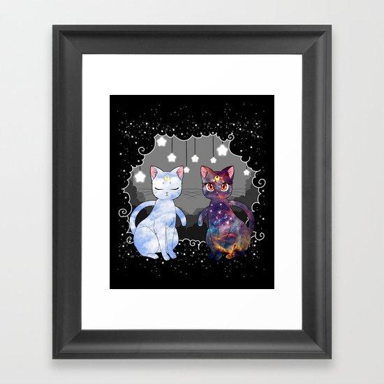 Artemis & Luna  by misslisachan