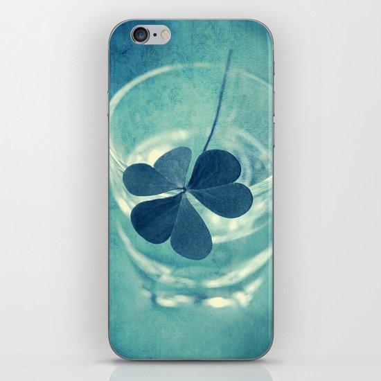 make me happy iPhone & iPod Skin