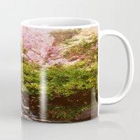 botanical Mugs featuring Botanical by Tessa Ice