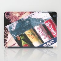 coke iPad Cases featuring COKE by Rayane Guedes XII