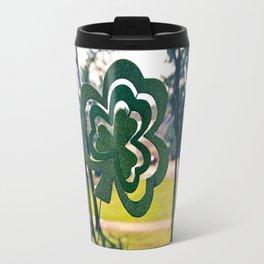 Symbol of luck Travel Mug
