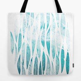 Ocean Leaves Tote Bag