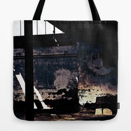 Decline Tote Bag