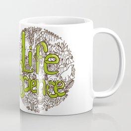 Life Science Coffee Mug
