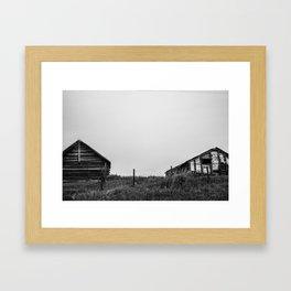 Field of View Framed Art Print