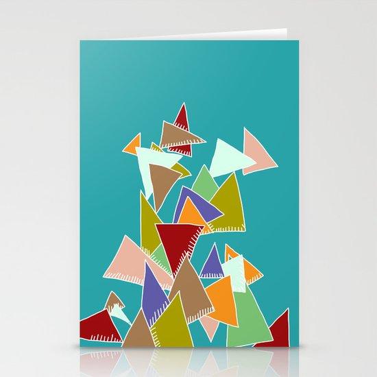 Triads Triads Triads Stationery Cards