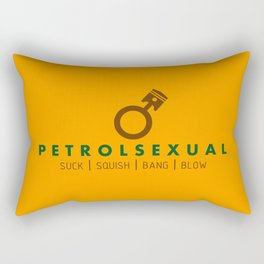 PETROLSEXUAL v7 HQvector Rectangular Pillow