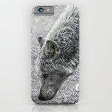 ivory and ebony Slim Case iPhone 6s