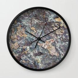 Norwegian granite Wall Clock