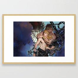 No.1 Framed Art Print