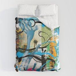 Exquisite Corpse: Round 2 Comforters