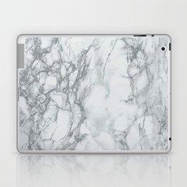 Gray Blue Granite Laptop & iPad Skin