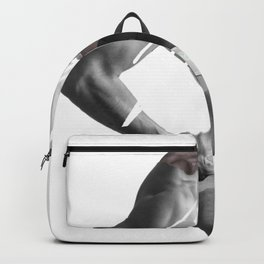 CLASSIC HANDSOME BY ROBERT DALLAS Backpack