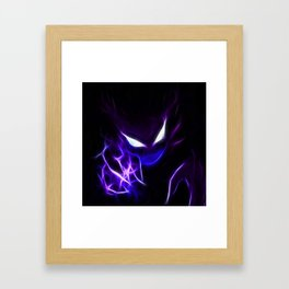 Haunter Framed Art Print