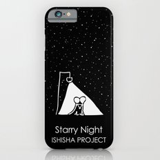 Starry Night by ISHISHA PROJECT Slim Case iPhone 6s