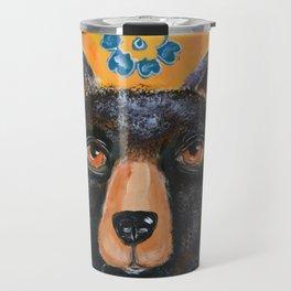 Bearly Springtime Travel Mug